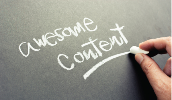 content marketing,awesome content